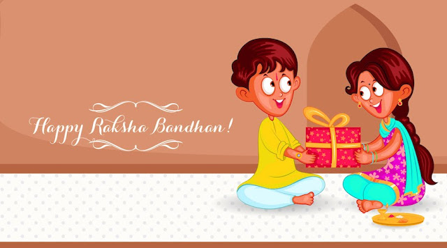 Gifting Ideas For Raksha Bandhan, Delight Your Sibling