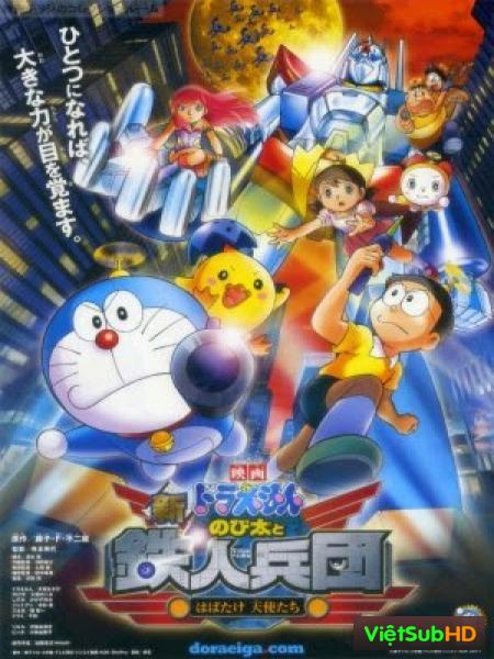 Nobita Và Binh Đoàn Robot