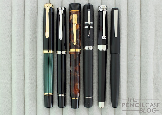 Coway Stewart Churchill fountain pen review