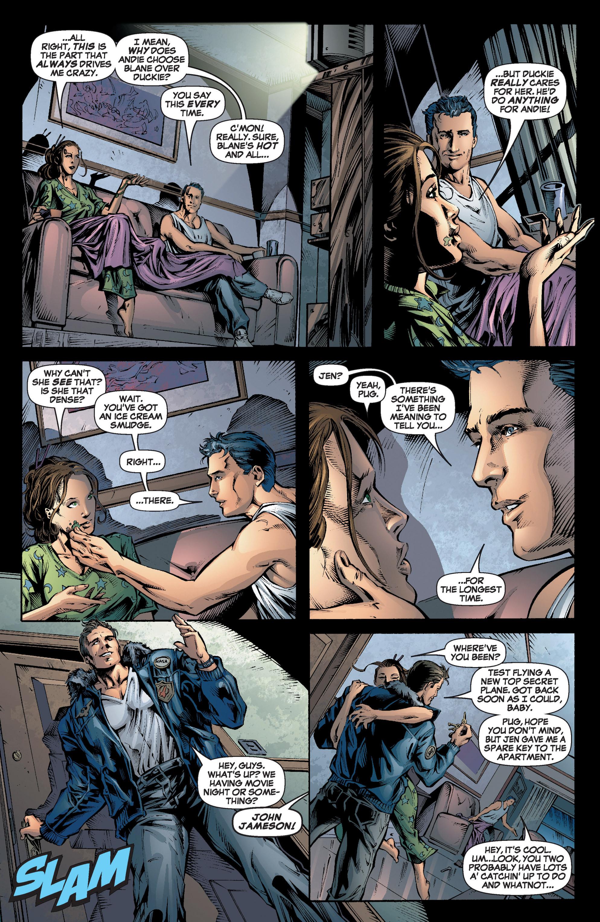 Read online She-Hulk (2005) comic -  Issue #6 - 9