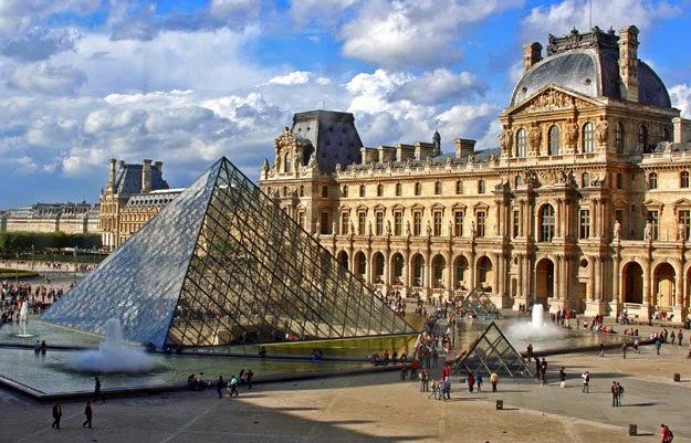 O que fazer em Paris Museu do Louvre