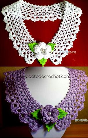 cuellos-crochet