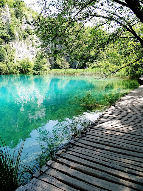 Jaką trasę wybrać - Jeziora Plitvickie