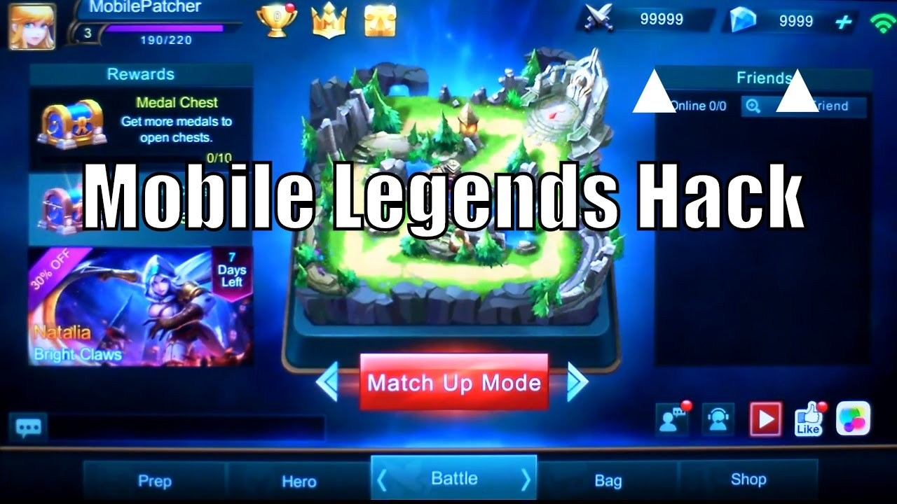 Permalink to Mobile Legend Unlimited Diamond
