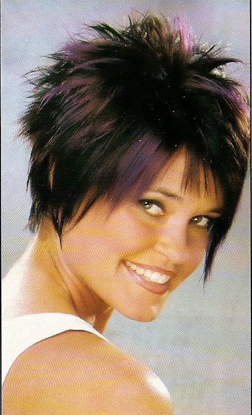 Excellent Luck Hairstyles Short Razor Cut Hairstyles Short Hairstyles Gunalazisus