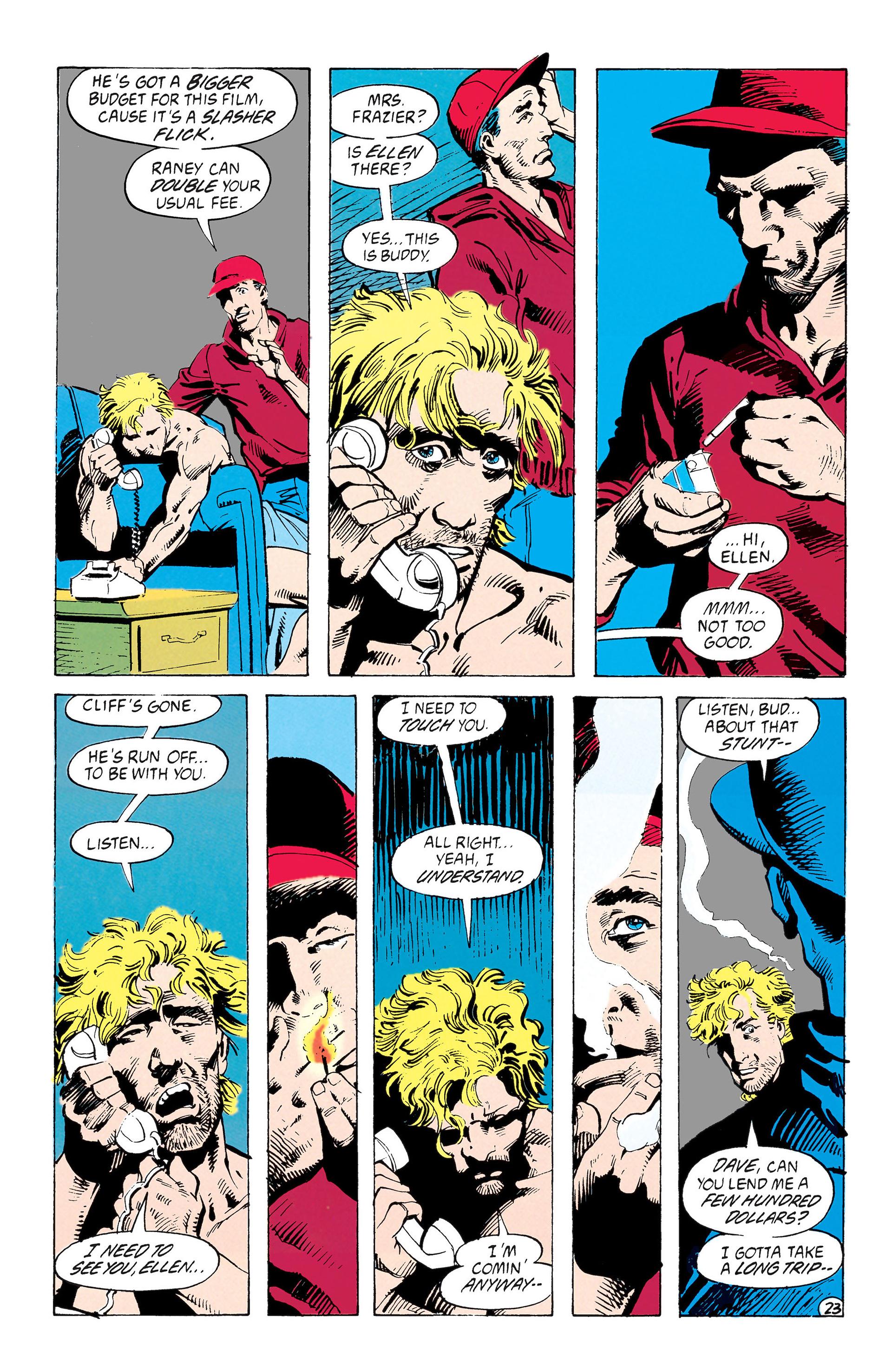 Read online Animal Man (1988) comic -  Issue #39 - 24