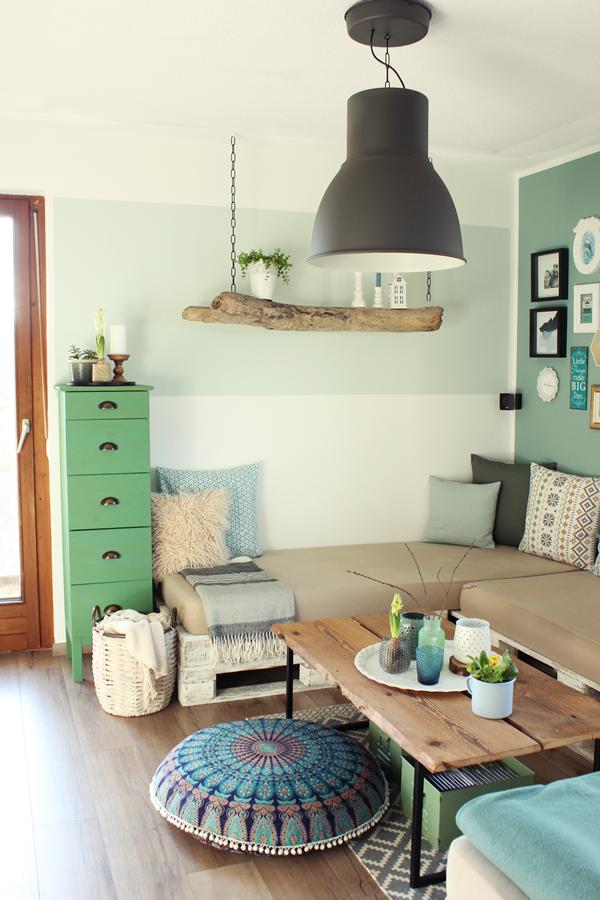 s 39 bastelkistle diy ikea hack kommode in gr n mit vintage griffen. Black Bedroom Furniture Sets. Home Design Ideas