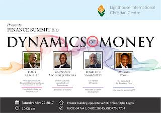 Finance summit 6.0 : Dynamics Of Money