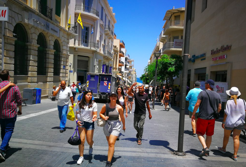 25th of august street heraklion greece