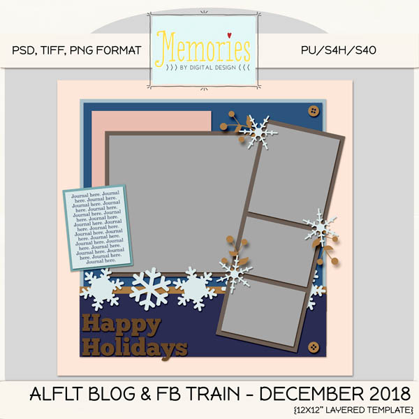 Freebie: ALFLT Blog Train December 2018