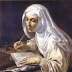 Do everything with Jesus: Memorial of Saint Catherine of Siena, V.D. (29th April, 2017).