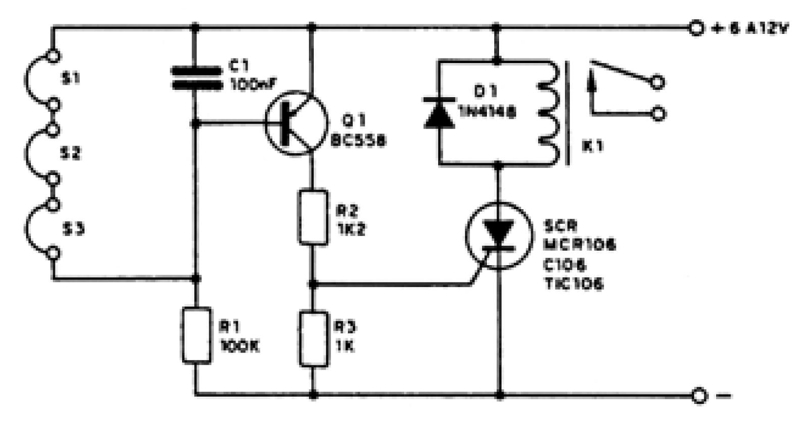 eletr u00d4nica geral  alarme de baixa corrente 60 u00b5a