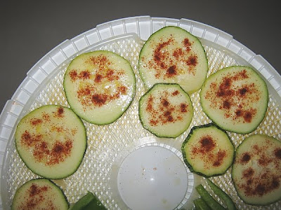 hot and sour chipotle lime zucchini slices