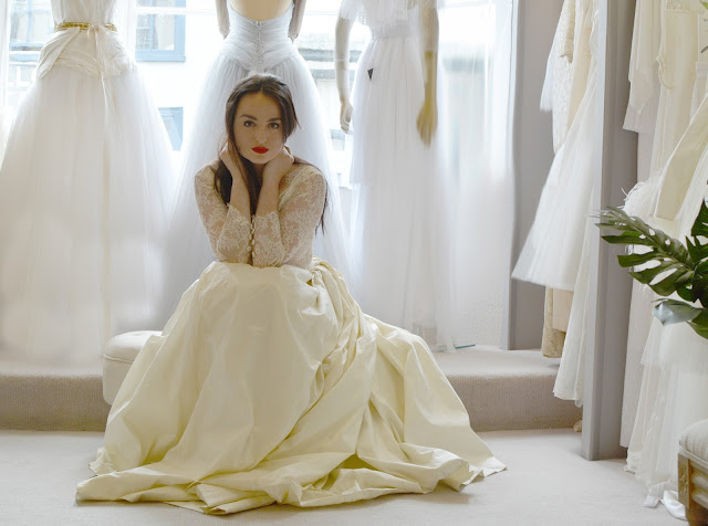 wedding dress skirt separates