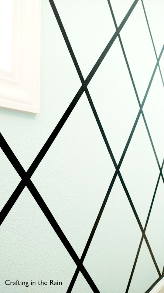 use electrical tape to decorate
