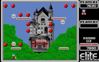 Bomb Jack - versión Amiga