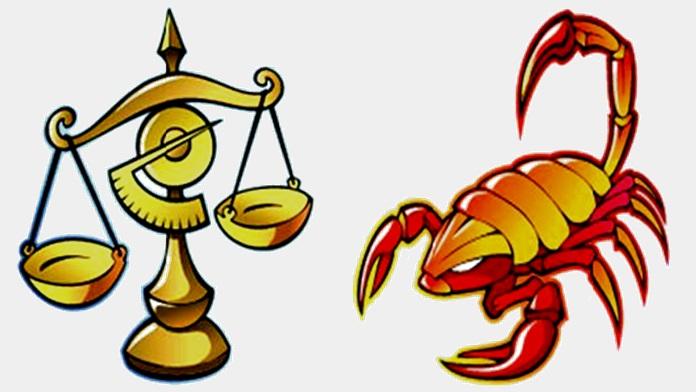 Compatibilità tra Bilancia e Scorpione in amore