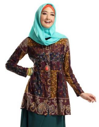 Model Baju Kemeja Muslim Modern Terbaru