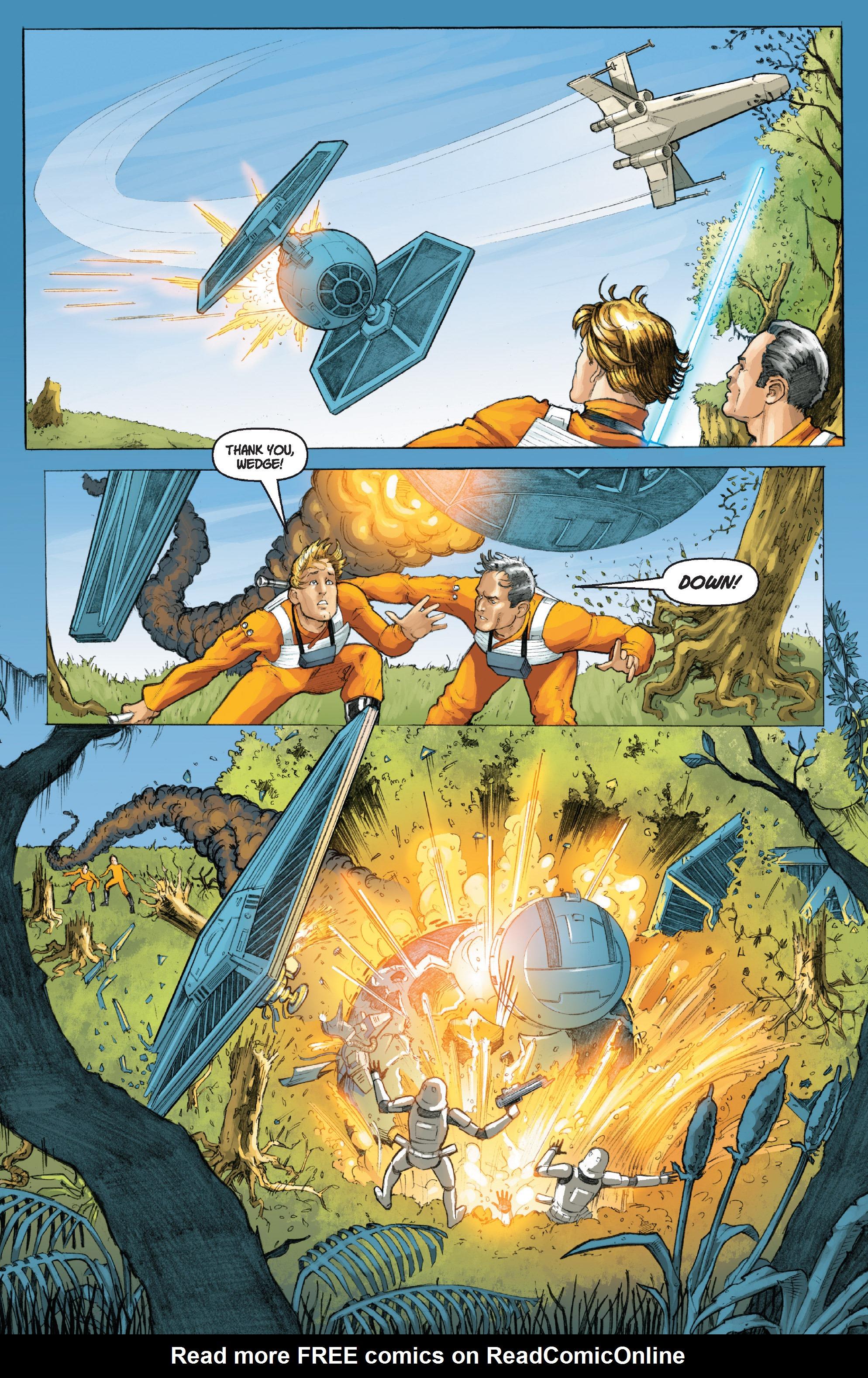 Read online Star Wars Omnibus comic -  Issue # Vol. 20 - 25