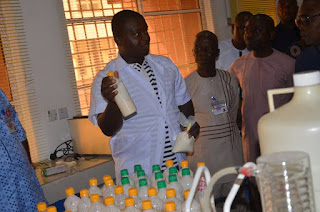 BSUM CEFTER Gets FG Contract on School Feeding Programme