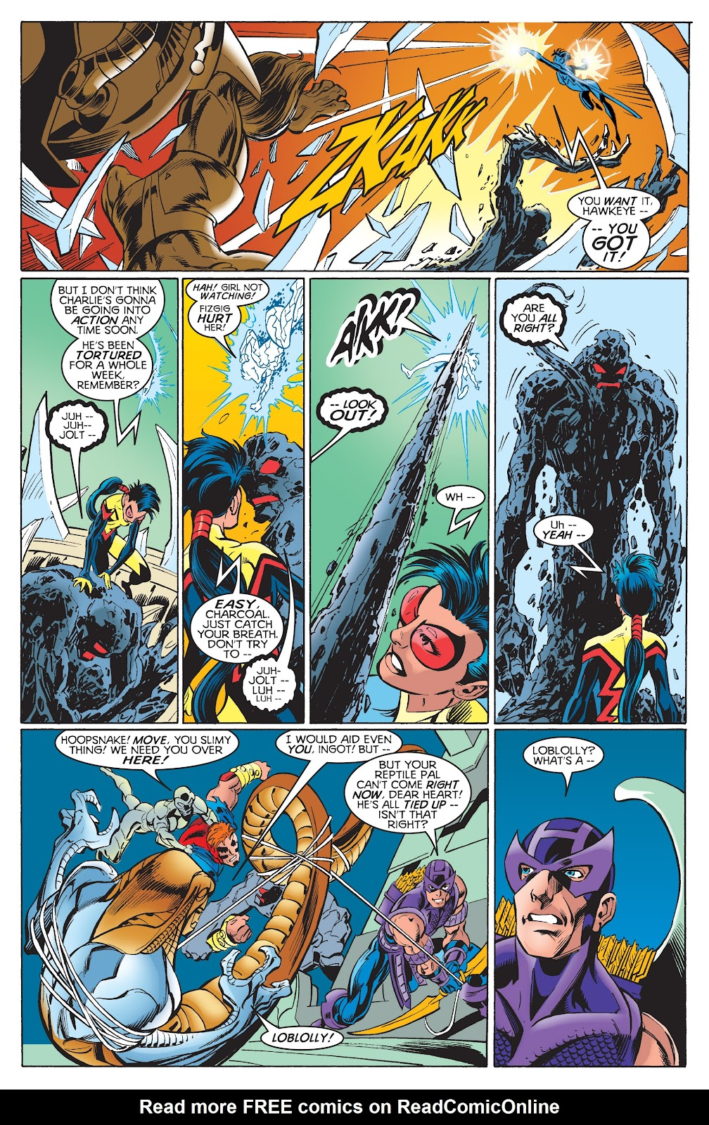Read online Hawkeye & The Thunderbolts comic -  Issue # TPB 1 (Part 3) - 23