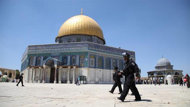 kerusuhan di al-Aqsa