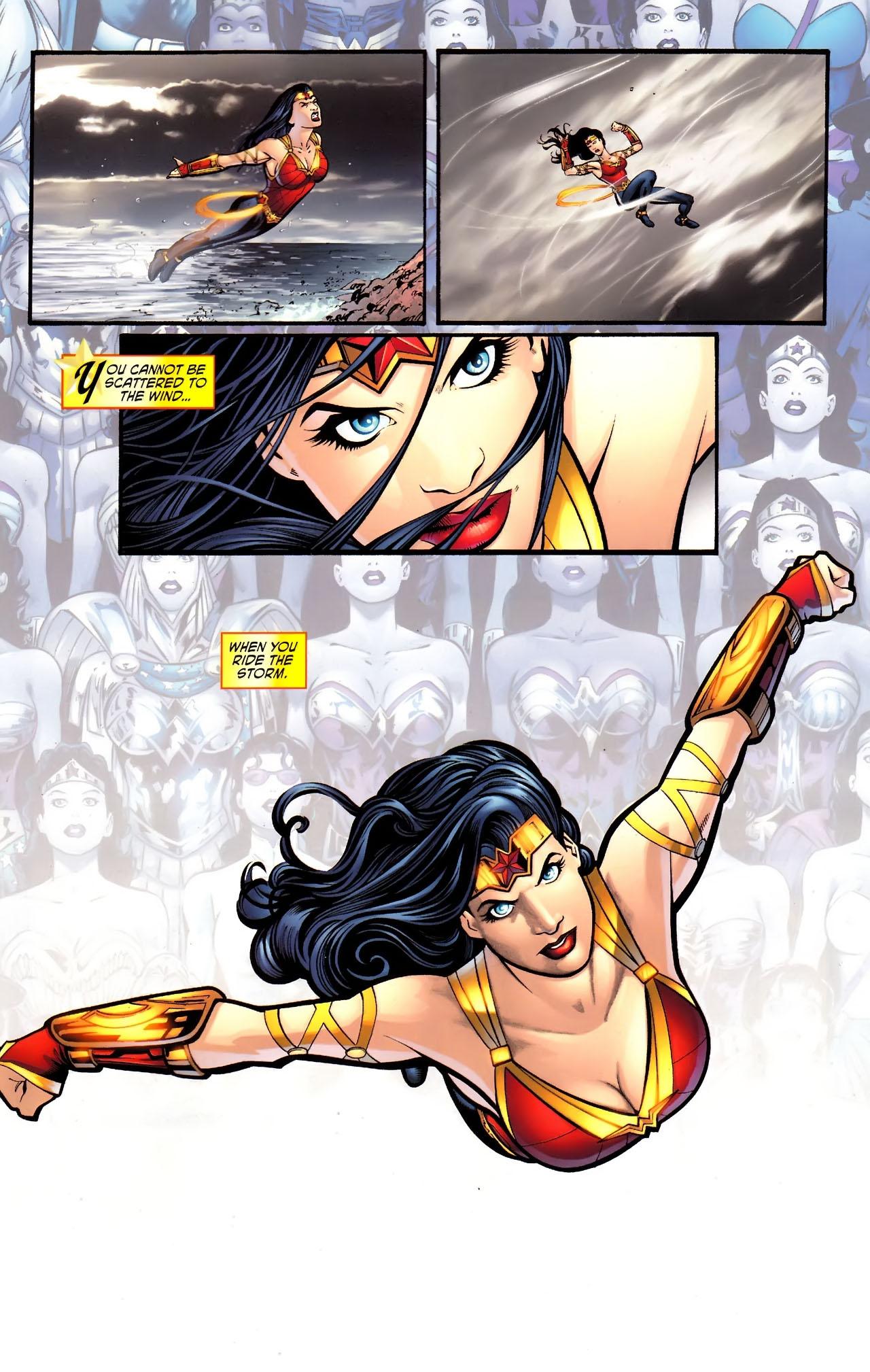 Read online Wonder Woman (2006) comic -  Issue #609 - 18