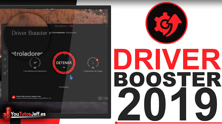 Como Descargar Driver Booster Ultima Versión Gratis Español - Actualizar Drivers