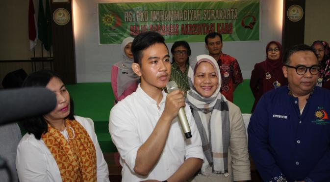 Kamis Wage : Lahirnya cucu pertama Presiden Jokowi di Rumah Sakit ''RS PKU MUHAMMADIYAH''