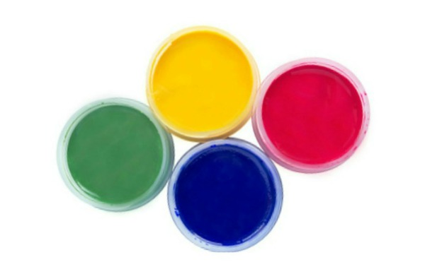 FUN KID PROJECT:  Make scratch & sniff paint (only 3 ingredients!)