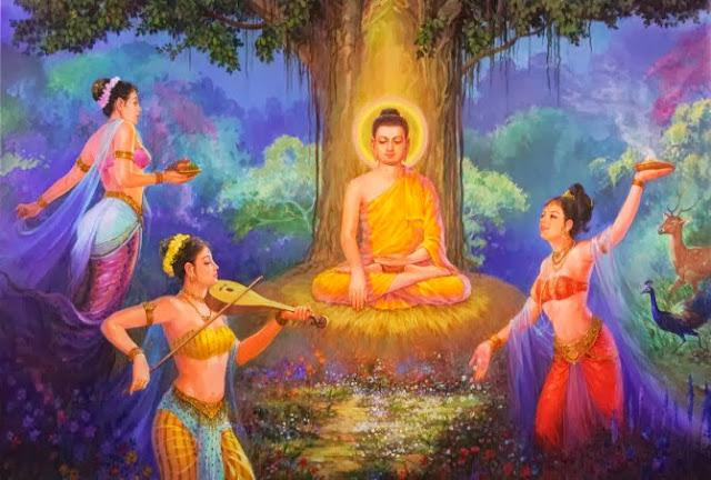 Đạo Phật Nguyên Thủy - Chuyện Kể Đạo Phật - Thương ghét