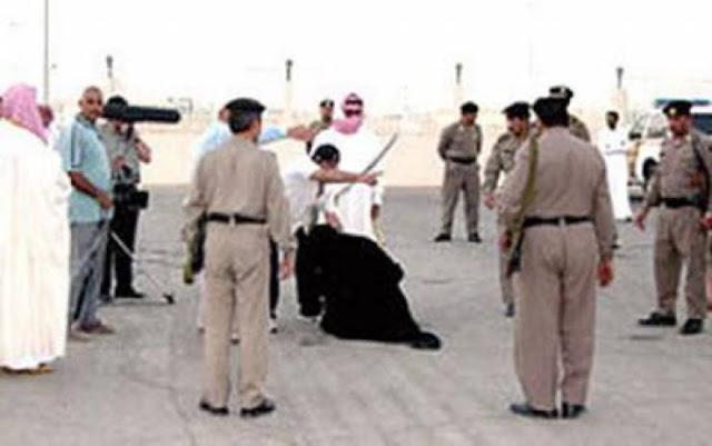 قبيل تنفيذ حكم القصاص بـ7 ساعات هذا ما حصل مع سجينة سعودية  أدينت بدفن ابن شقيق زوجها حيًّا حتى الموت