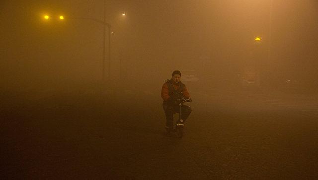 Экологи выяснили, на сколько лет загрязнение воздуха сокращает жизнь людей