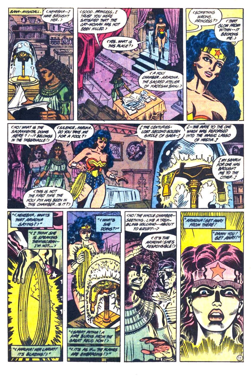 Read online Wonder Woman (1987) comic -  Issue #33 - 12