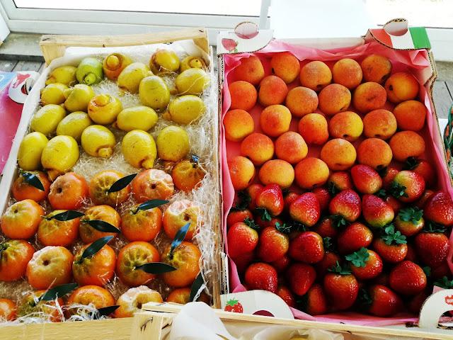 cibo nostrum frutta martorana