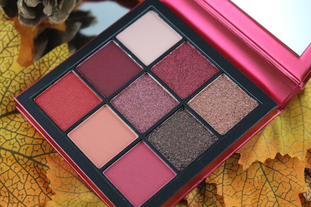 Huda beauty Ruby obsessions / La précieuse