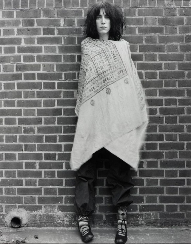 Style Icon: Patti Smith - The Front Row View  Style Icon: Pat...
