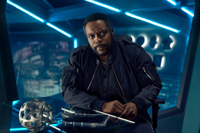 Image of Chad L. Coleman in The Expanse Season 2 (13)