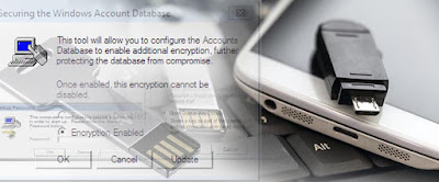 unlock by using pen drive, use pen drive as a password, unlock computer by usb