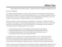 Contoh Surat Lamaran Kerja Marketing Yang Baik Dan Benar