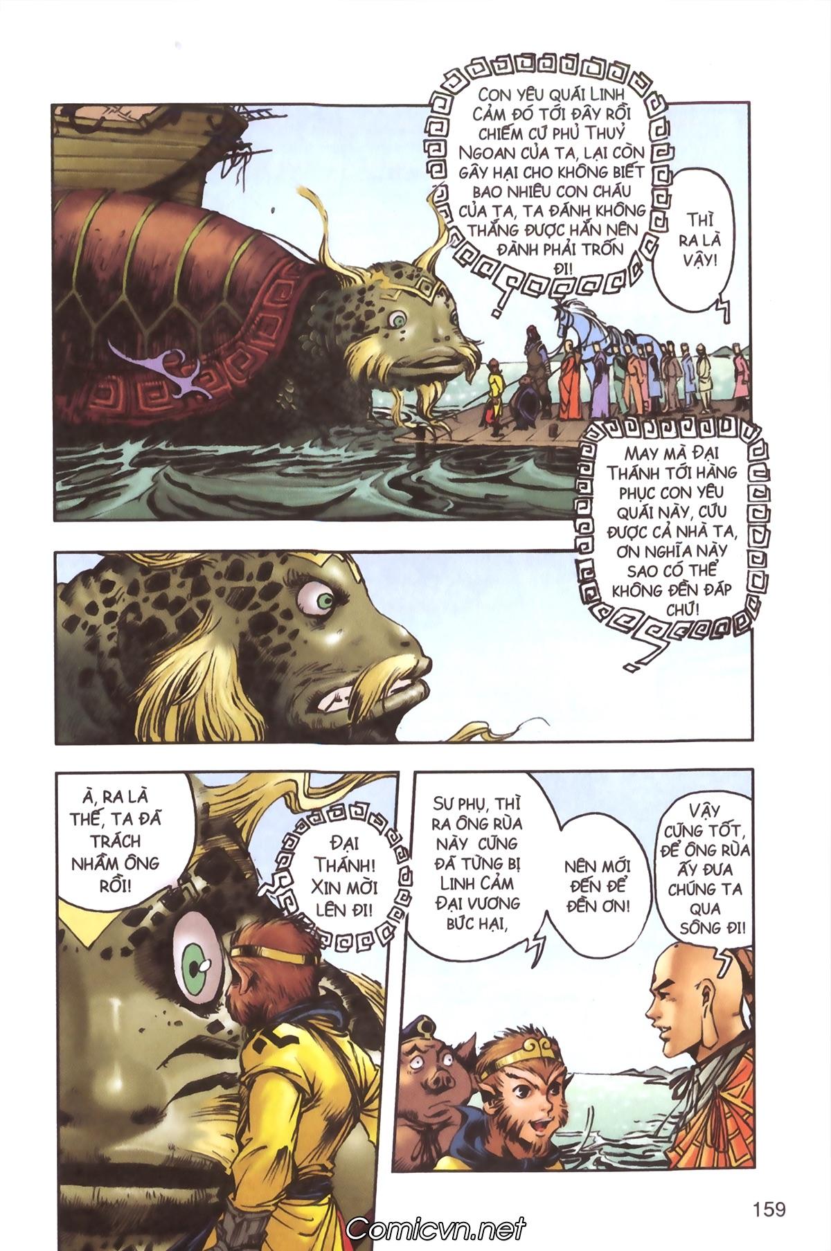 Tây Du Ký màu - Chapter 95 - Pic 30