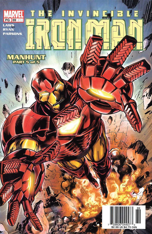 Iron Man (1998) 69 Page 1