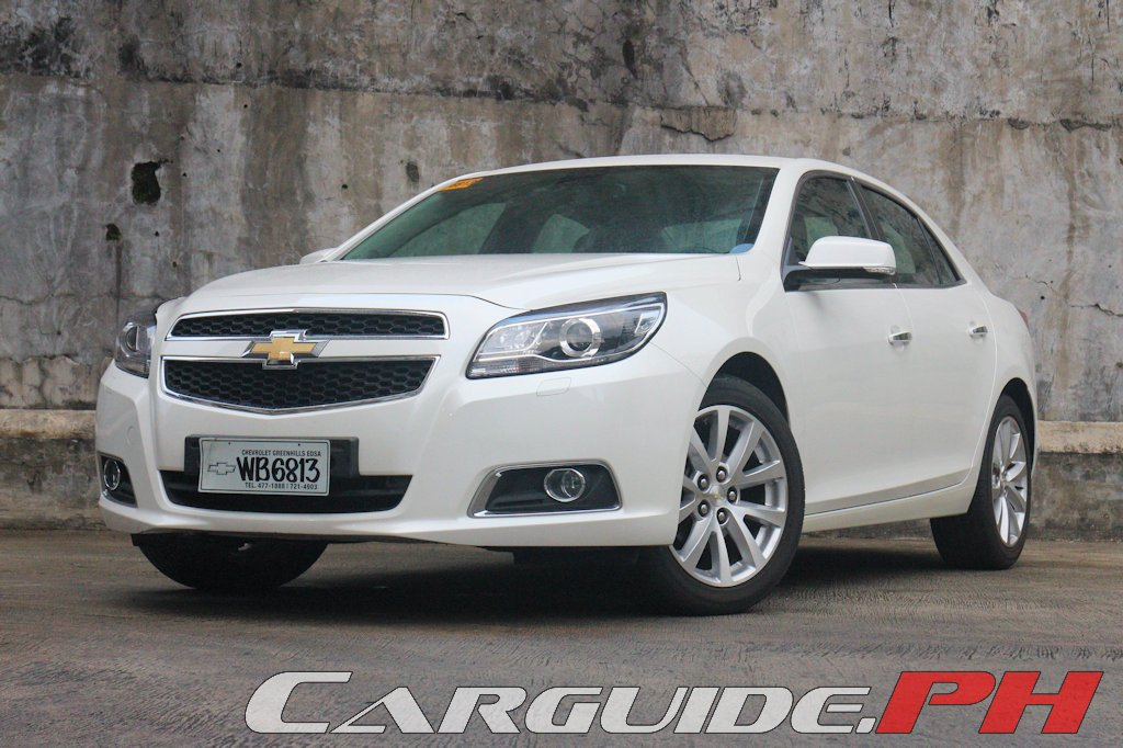 review 2015 chevrolet malibu ltz philippine car news car reviews and prices carguide ph. Black Bedroom Furniture Sets. Home Design Ideas