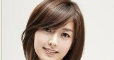 tren Model gaya rambut panjang wanita cewek terbaru 1