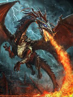 Legenda Kemunculan Naga