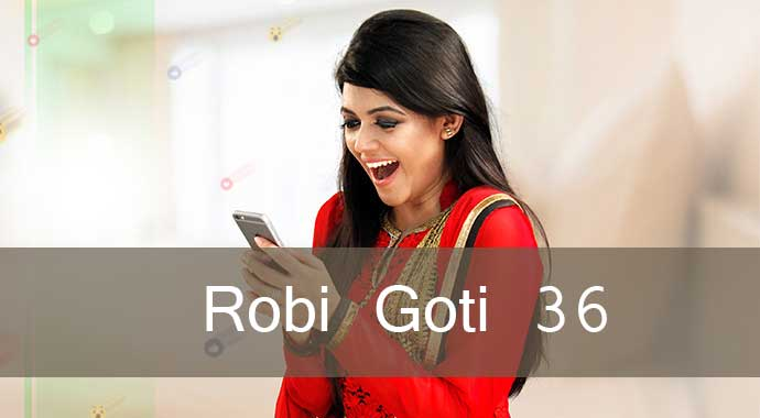 Robi Goti 36 Package