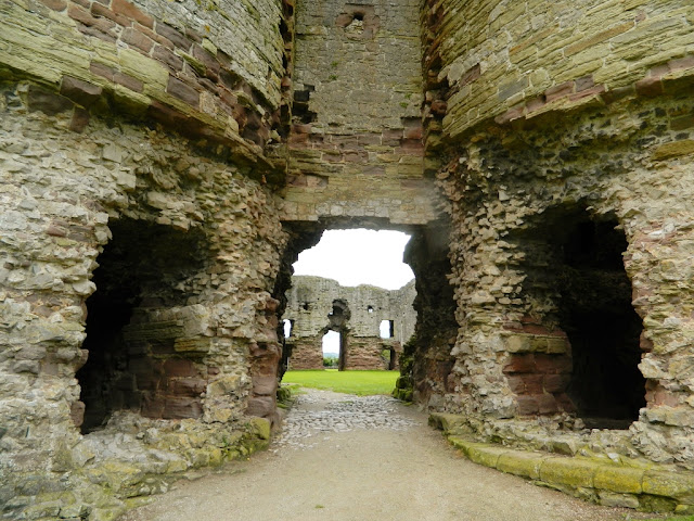 Rhuddlan Castle, North Wales Castle,