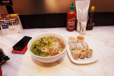 Phat Pho Vietnamese food