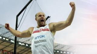 Discobolo Piotr Malachowski, un campione argento dal cuore d'oro