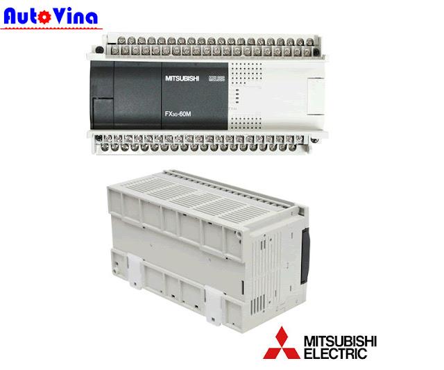 Nhà phân phối, đại lý cung cấp sản phầm PLC Mitsubishi FX3G-60MR/ES-A giá rẻ nhất, hàng chính hãng tại Việt Nam